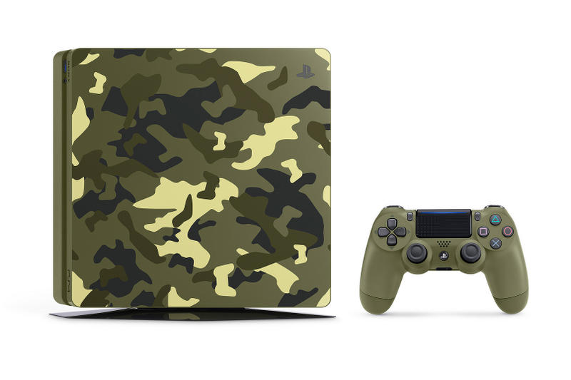 Sony 'Call of Duty: WWII' Camo PlayStation 4 | HYPEBEAST