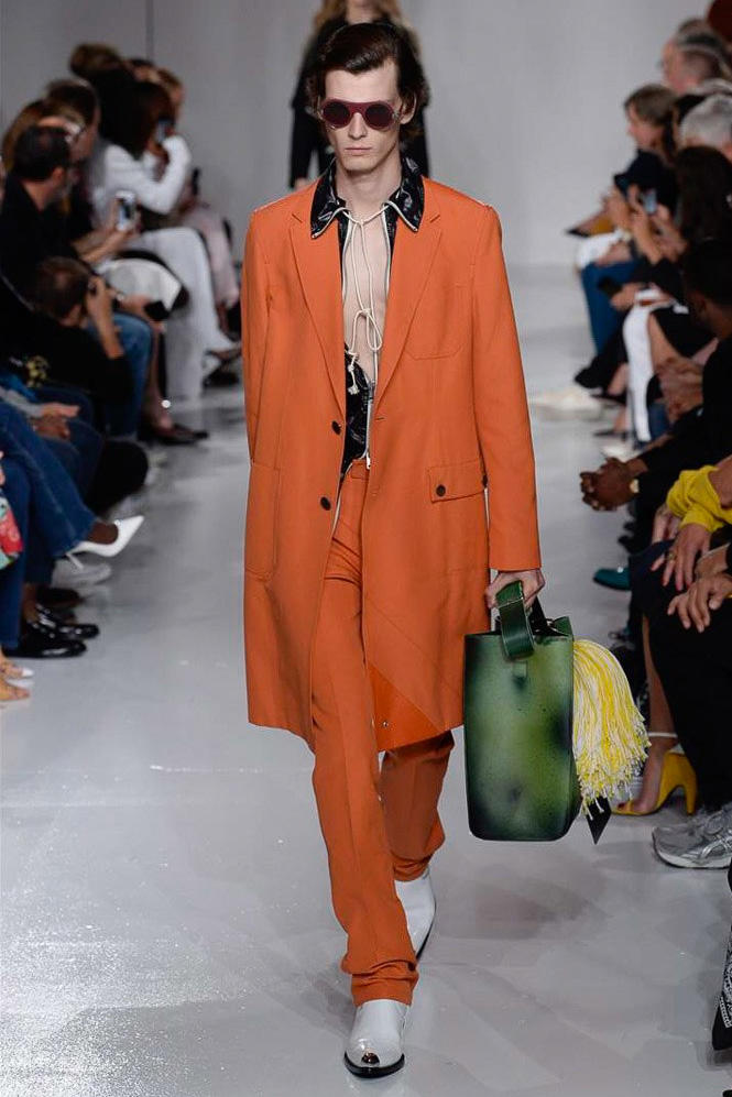 Calvin Klein 2018 Spring/Summer Collection