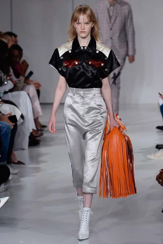 Calvin Klein 2018 Spring/Summer Collection