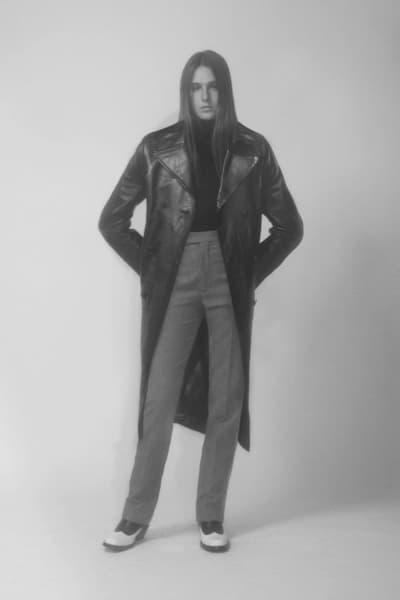Calvin Klein 2017 Fall/Winter Raf Simons Editorial SSENSE 205W39NYC