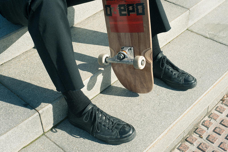 Carhartt WIP O3EPO Russian Skating Capsule Collection Skateboarding Absurd Skateboards