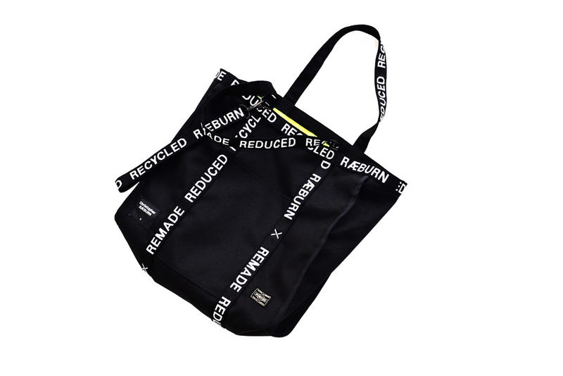 Christopher Raeburn PORTER STAND Accessories Bags Collaboration Collection Capsule Fashion