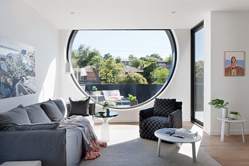 BKK Architects Cirqua Apartments Melbourne Australia