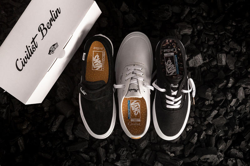 Civilist Vans Coffee Cigarettes Pack Style 47 Authentic 2017 September 30 October 7 Release Date Info Sneakers Shoes Footwear