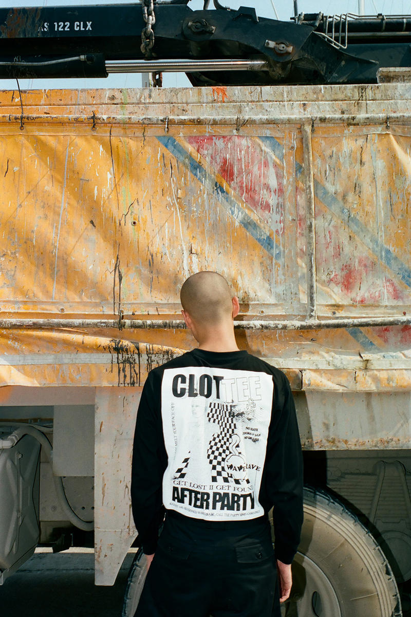 CLOTTEE CLOT Fall Winter 2017 IMMIGRANT Lookbook