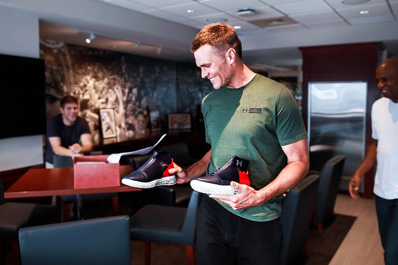 Concepts Under Armour 3D ArchiTech Futurist Sneaker Tom Brady New England Patriots Drops Release Info September 7