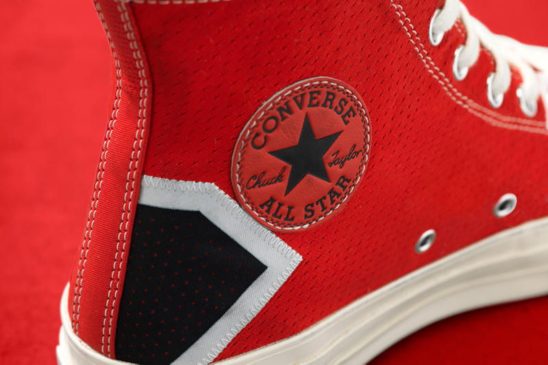 Converse NBA Collection Chuck Taylor All Star footwear apparel New York Knicks Golden State Warriors Boston Celtics LA Lakers Chicago Bulls Release Info Date Drops September 29