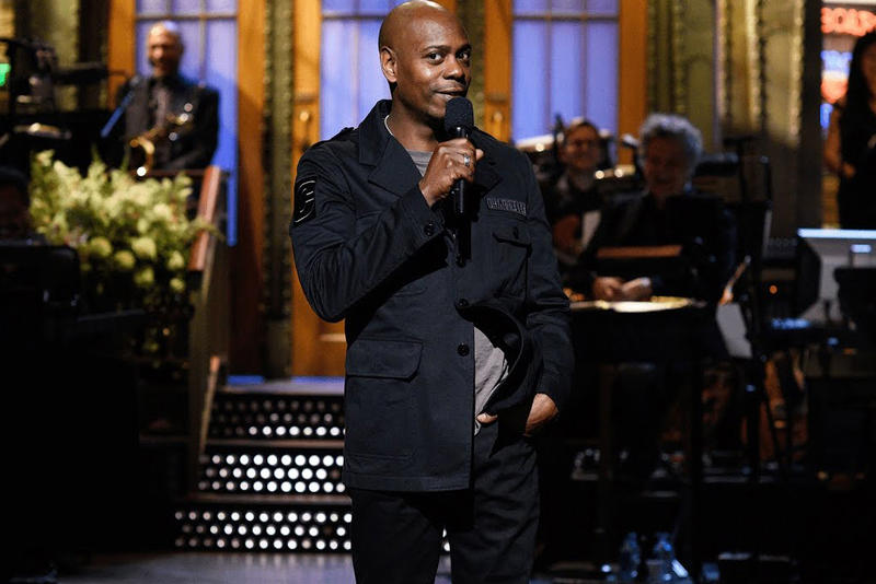 Dave Chappelle Emmy Award SNL Monologue Saturday Night Live Donald Trump President Election
