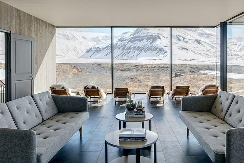 Northern Lights Deplar Farm Resort Troll Peninsula Northern Iceland