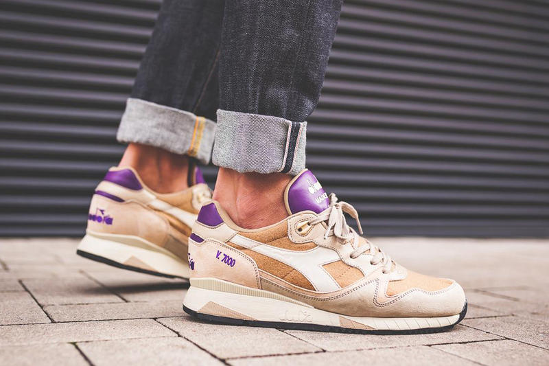 Diadora V7000 Alpini Warm Sand Pack Colorway Italy 2017 Release Date Info Sneakers Shoes Footwear