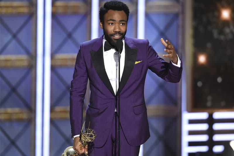 Donald Glover Wins 2017 Emmy Awards 'Atlanta' Chance the Rapper
