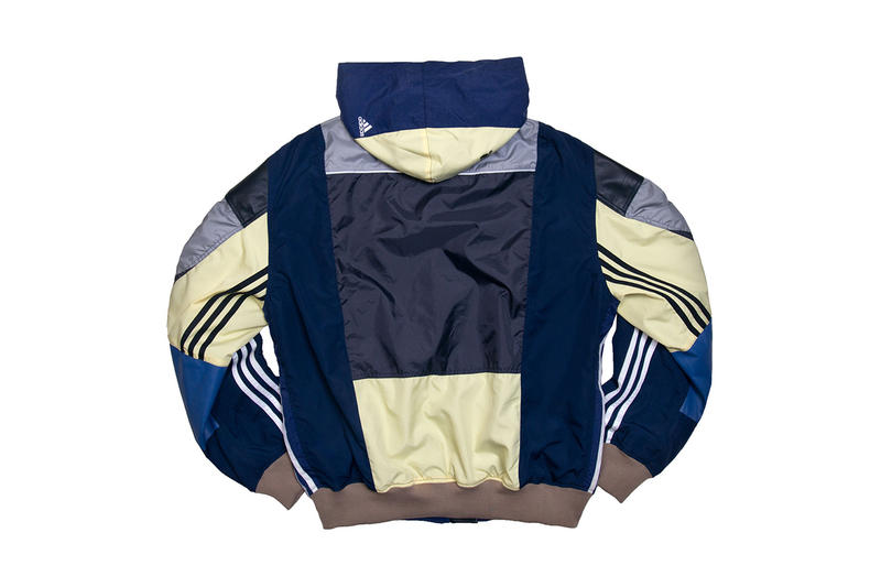 Dr Romanelli Reconstructed Adidas Track Jackets Hypebeast