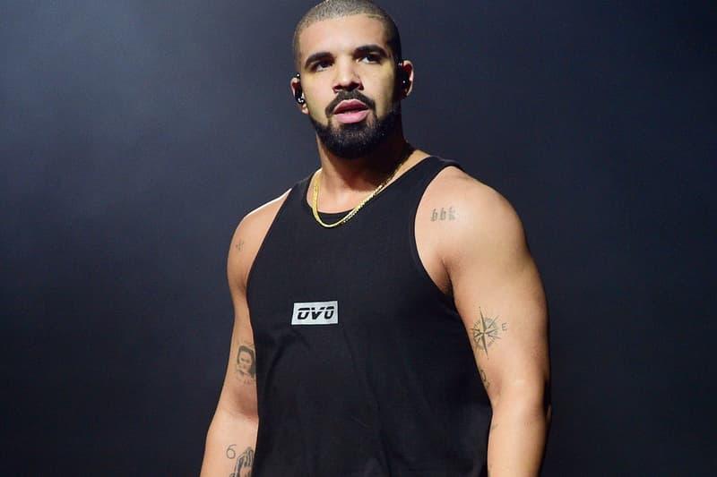 Drake Denzel Washington Fif Tattoo