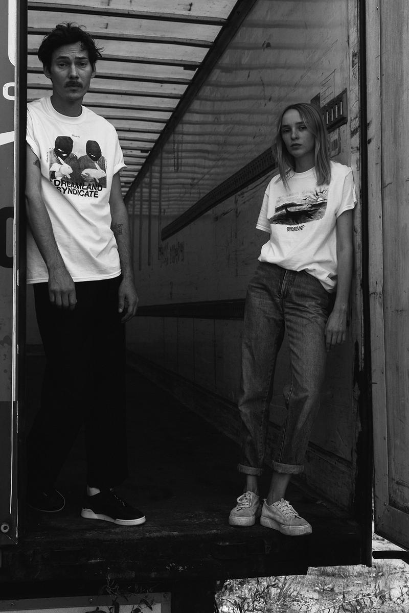 Dreamland Syndicate Liberate Lookbook Dover Street Market