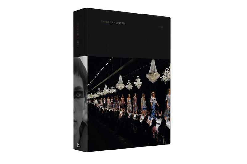 Dries Van Noten Releases 100 Collections Book Lannoo Tim Blanks Susannah Frankel