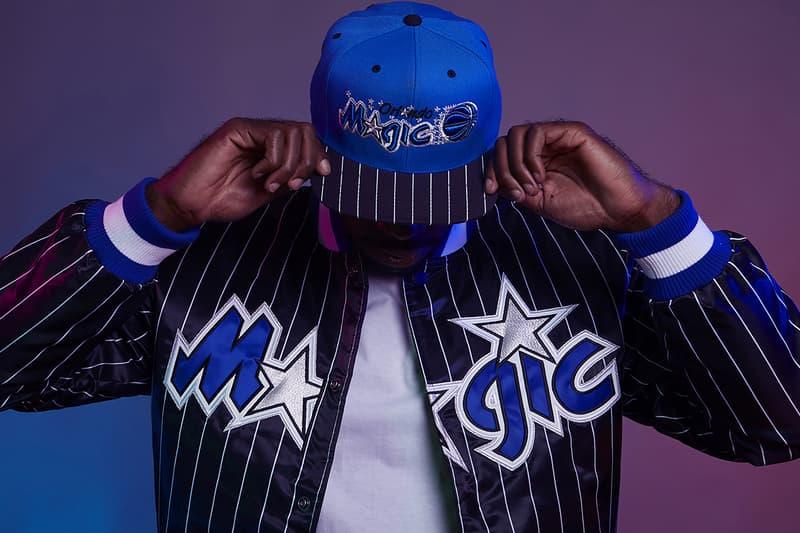 DTLR Starter NBA Capsule Collection Orlando Magic jacket