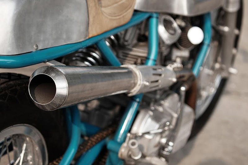 Sabotage Cycles Ducati Imola 750 Café Racer 860 GT