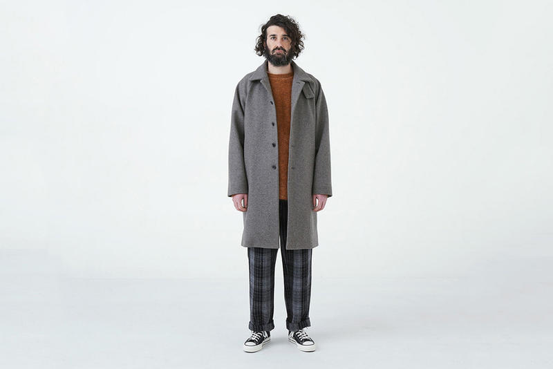 EEL Products Easy Early Life 2017 Fall Winter Collection Lookbook Outerwear Workwear