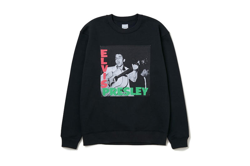 Elvis Presley DELUXE Fall Winter 2017 Collaboration Capsule Collection Hound Dog Japan T Shirt Tee Sweatshirt Cap Hat Bag Tote