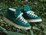 """END. & Fracap Take Inspiration From Nature For """"Evergreen"""" M120 Heronimo Boot"""