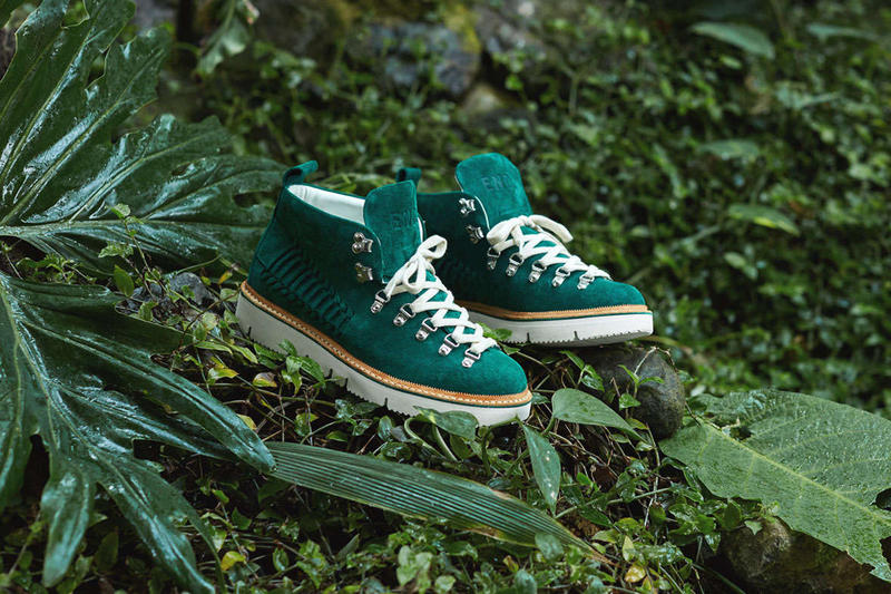 END Fracap Evergreen M120 Heronimo Boot Collaboration 2017 September 20 Release Date Info Footwear