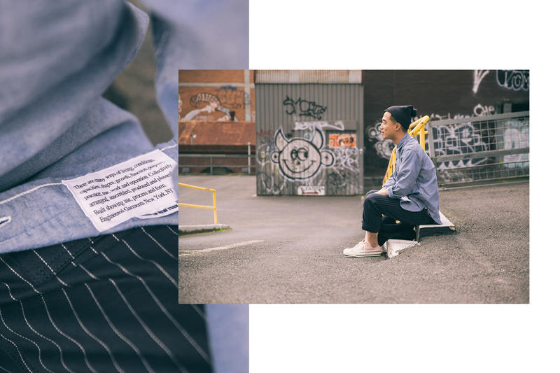 Engineered Garments 2017 Fall/Winter Up There Editorial
