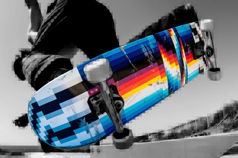 Felipe Pantone Skateboard Decks