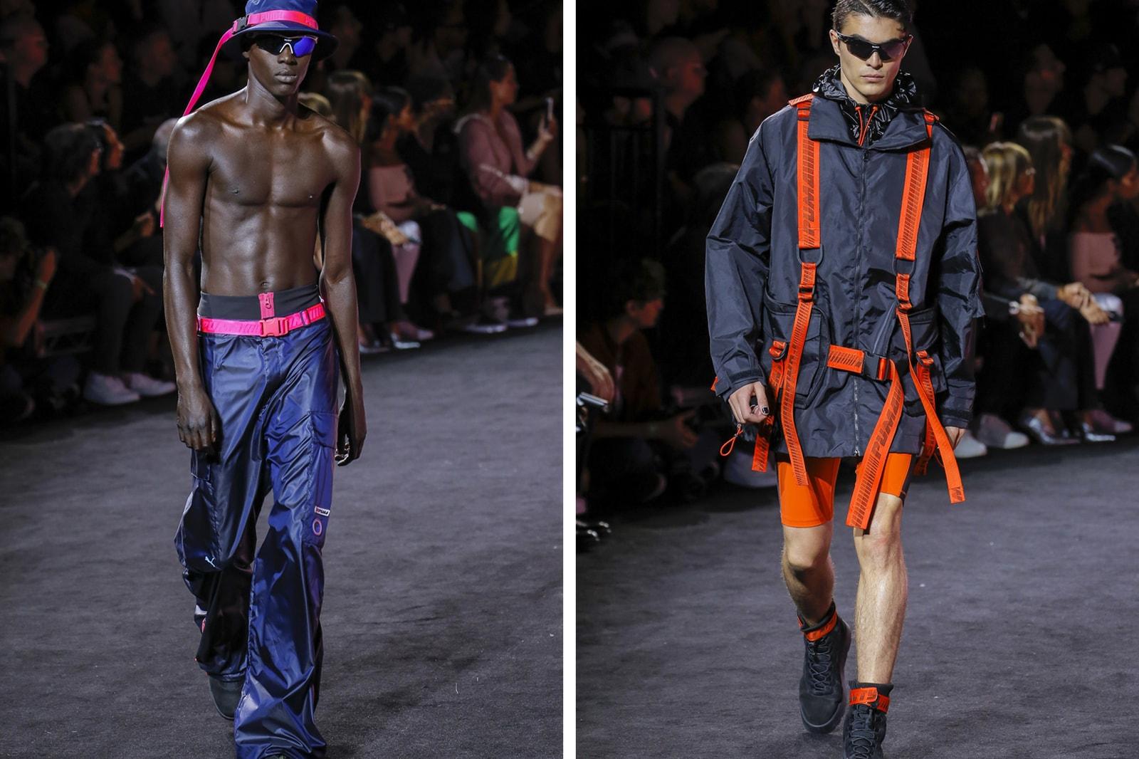 Rihanna Fenty PUMA 2018 Spring/Summer 2018 Review Fashion Insiders NYFW New York Fashion Week