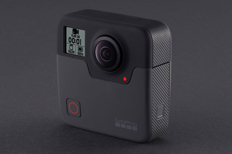 GoPro 52k 360 Degree Fusion HERO6 Camera