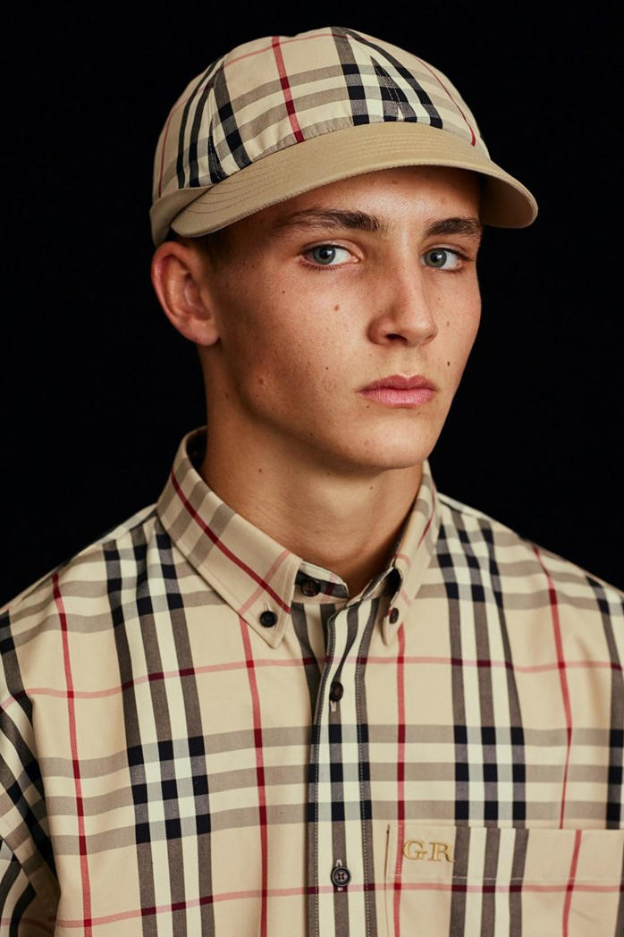 Gosha Rubchinskiy Spring Summer 2018 Collection Lookbook