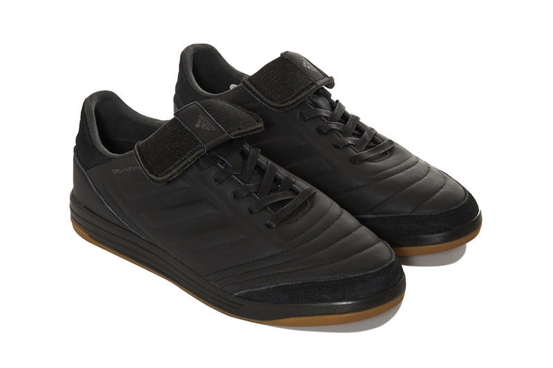 adidas x Gosha Rubchinskiy Copa Trainers in Black Colorway Out Now For Purchase