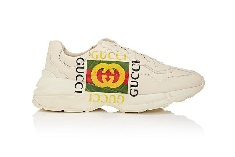 0346ea32dd8 Gucci Leather Apollo Sneaker Cruise 2018 Collection Roman Rhapsody