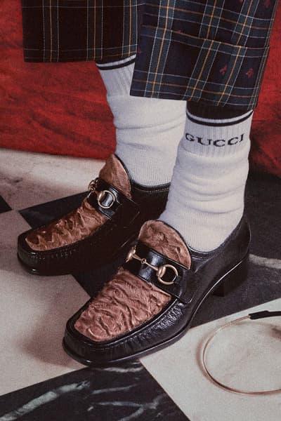 Gucci Mick Rock Roman Rhapsody Cruise 2018 Campaign Alessandro Michele Lookbook