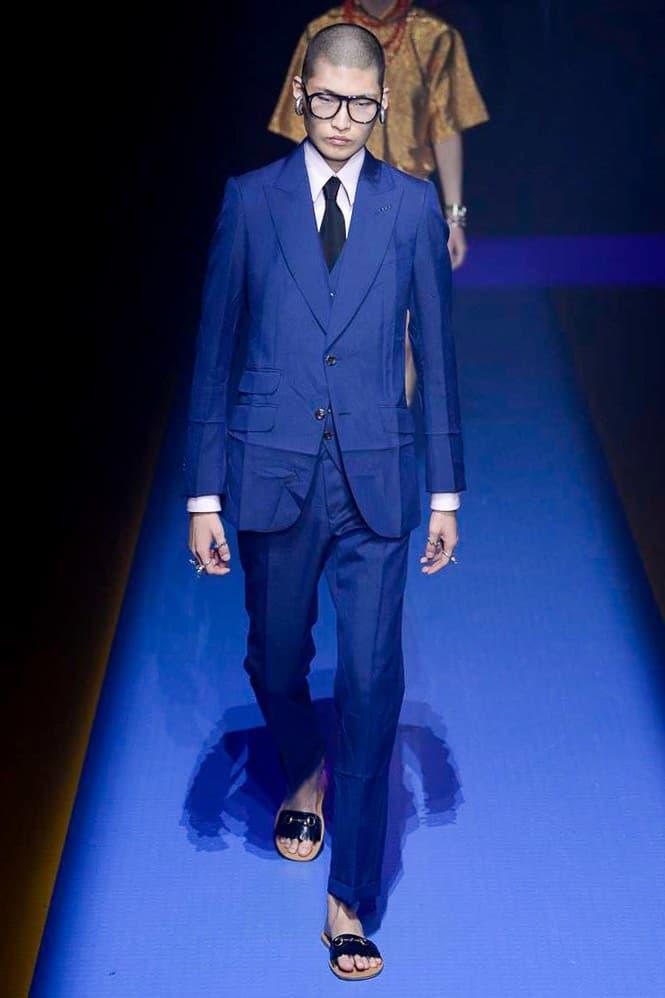 Gucci Spring Summer 2018 Milan Fashion Week Alessandro Michele