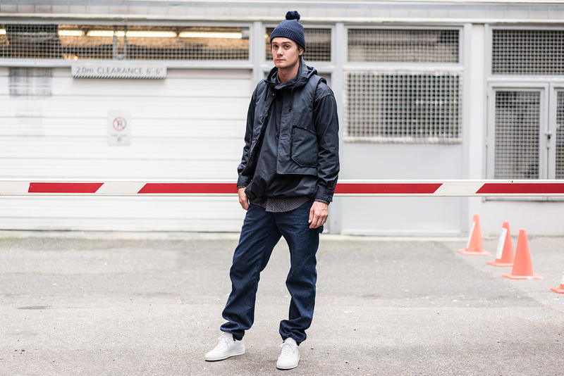 HAVEN Common Projects Engineered Garments Lookbook