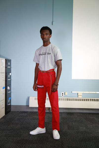 Head of State 2018 spring summer lookbook fulfilling all righteousness