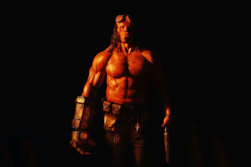 Hellboy Guillermo del Toro David Harbour