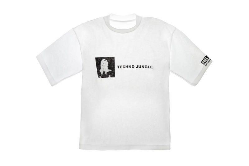 Helmut Lang Autumn Tour Capsule Shayne Oliver Available 2017 September 13 Release Date Info