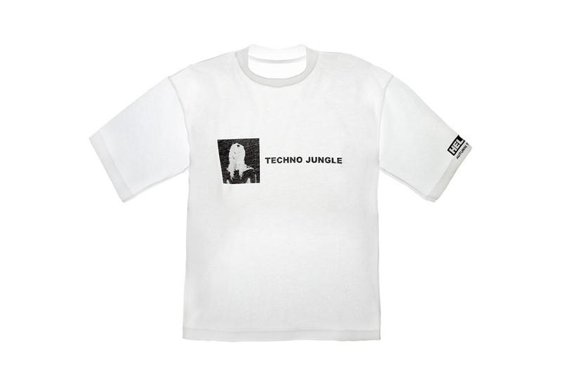 Helmut Lang Merch Capsule Collection