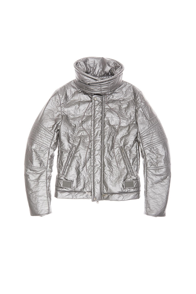 Helmut Lang Re-Edition Collection Denim Puffer Accessories