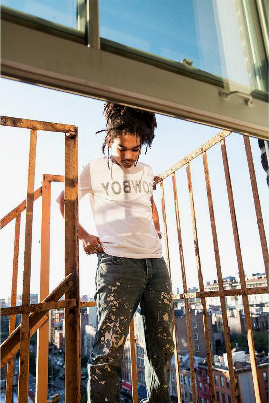 Helmut Lang Re Edition Grailed Editorial Luka Sabbat