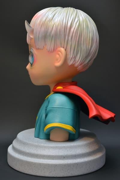 Hikari Shimoda APPortfolio Child of this Planet Sculpture Anime Manga Shanghai World Expo Exhibition and Convention Centre