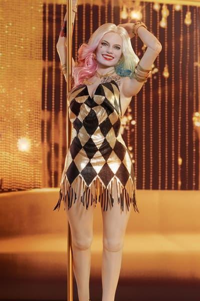 Hot Toys Suicide Squad Harley Quinn Dancer Figure Margot Robbie