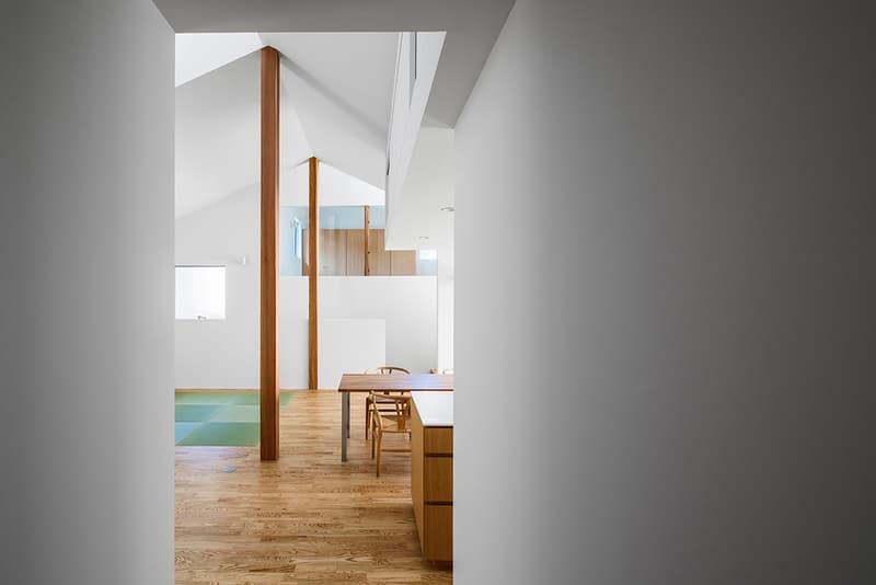 House in Ohue Daisaku Hanamoto Architect Associates Kure Japan 2017 Minimalism