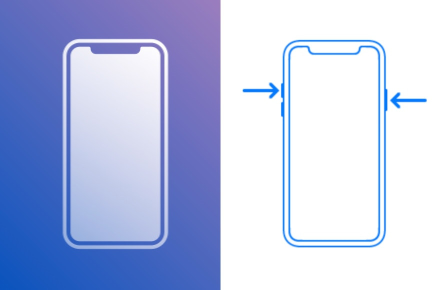 Apple iPhone 8 iPhone X iOS