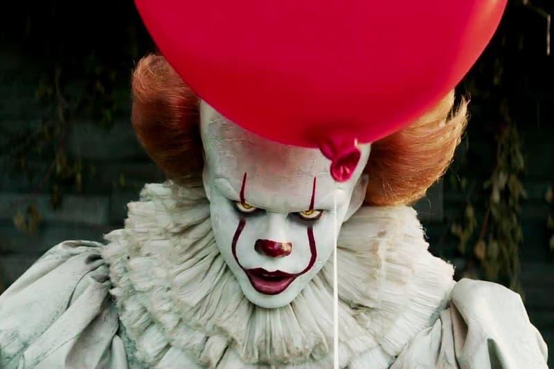 It Movie Clowns Stephen King Box Office
