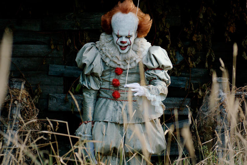 IT Movie 2017 Pennywise Remake Stephen King