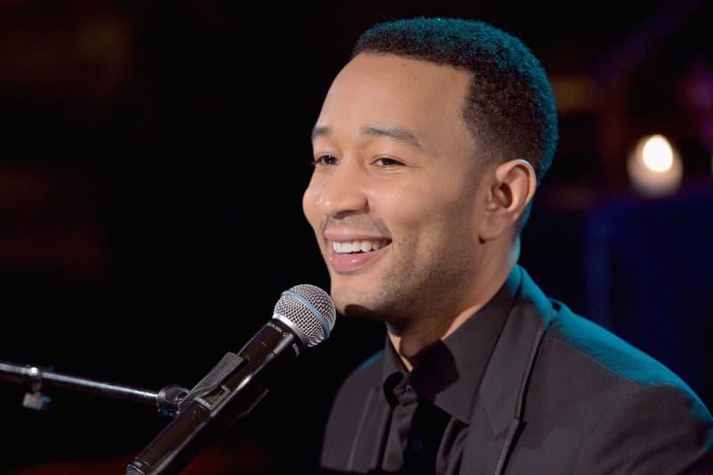 John Legend Singing Netflix Show Rhythm and Flow