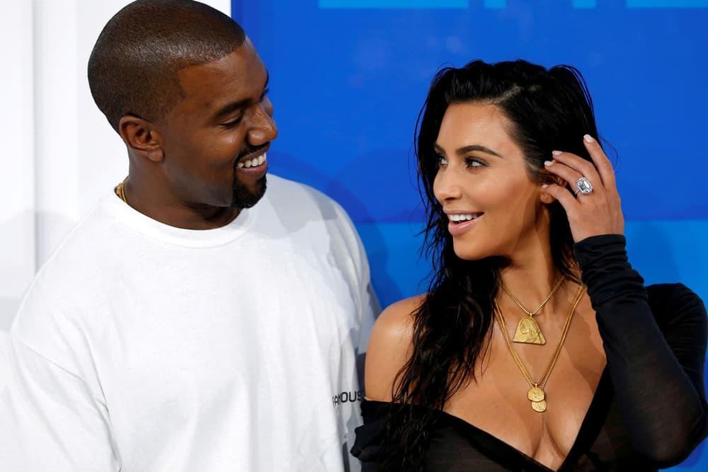 Kanye West Kim Kardashian Third Child Pregnancy Surrogate Pregnant January Due Date