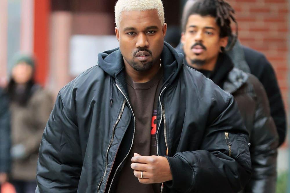 Kanye West YEEZY Season 6 New York Fashion Week Show Cancelled